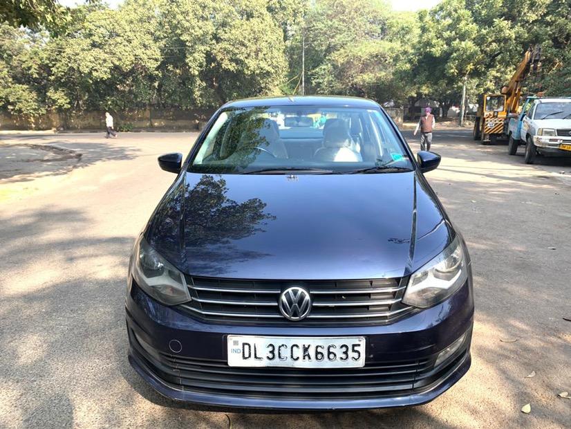 2016 Used Volkswagen Vento COMFORTLINE 1.5 DIESEL AT