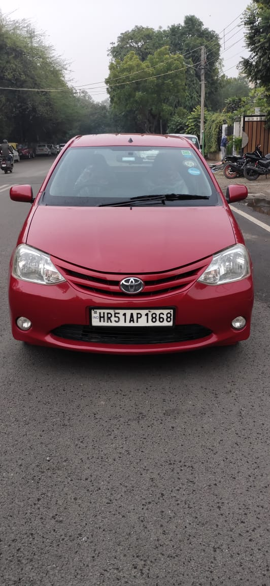 2011 Used Toyota Etios Liva G