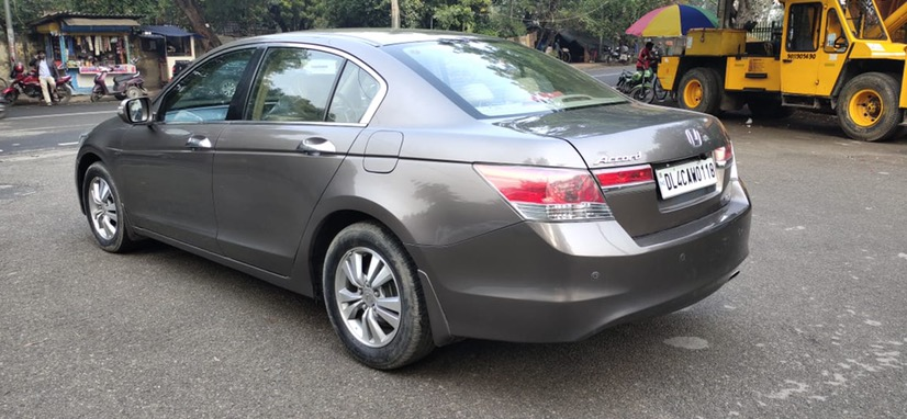 2013 Used Honda Accord 2.4 ELEGANCE AT