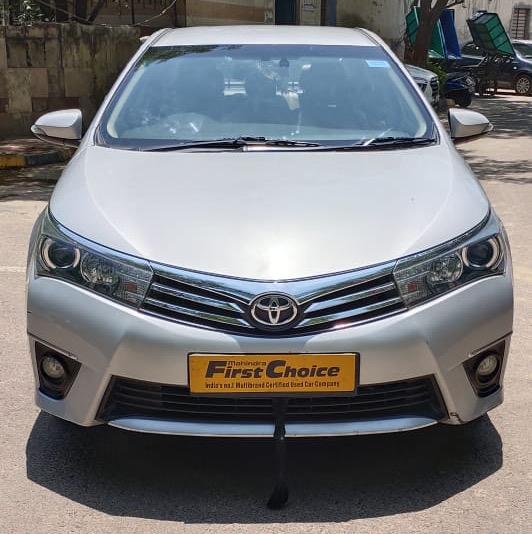 2015 Used Toyota Corolla Altis 1.8 VL AT