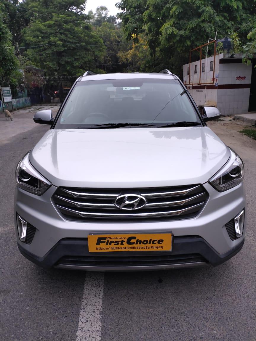 2016 Used Hyundai Creta 1.6 CRDI AT SX PLUS