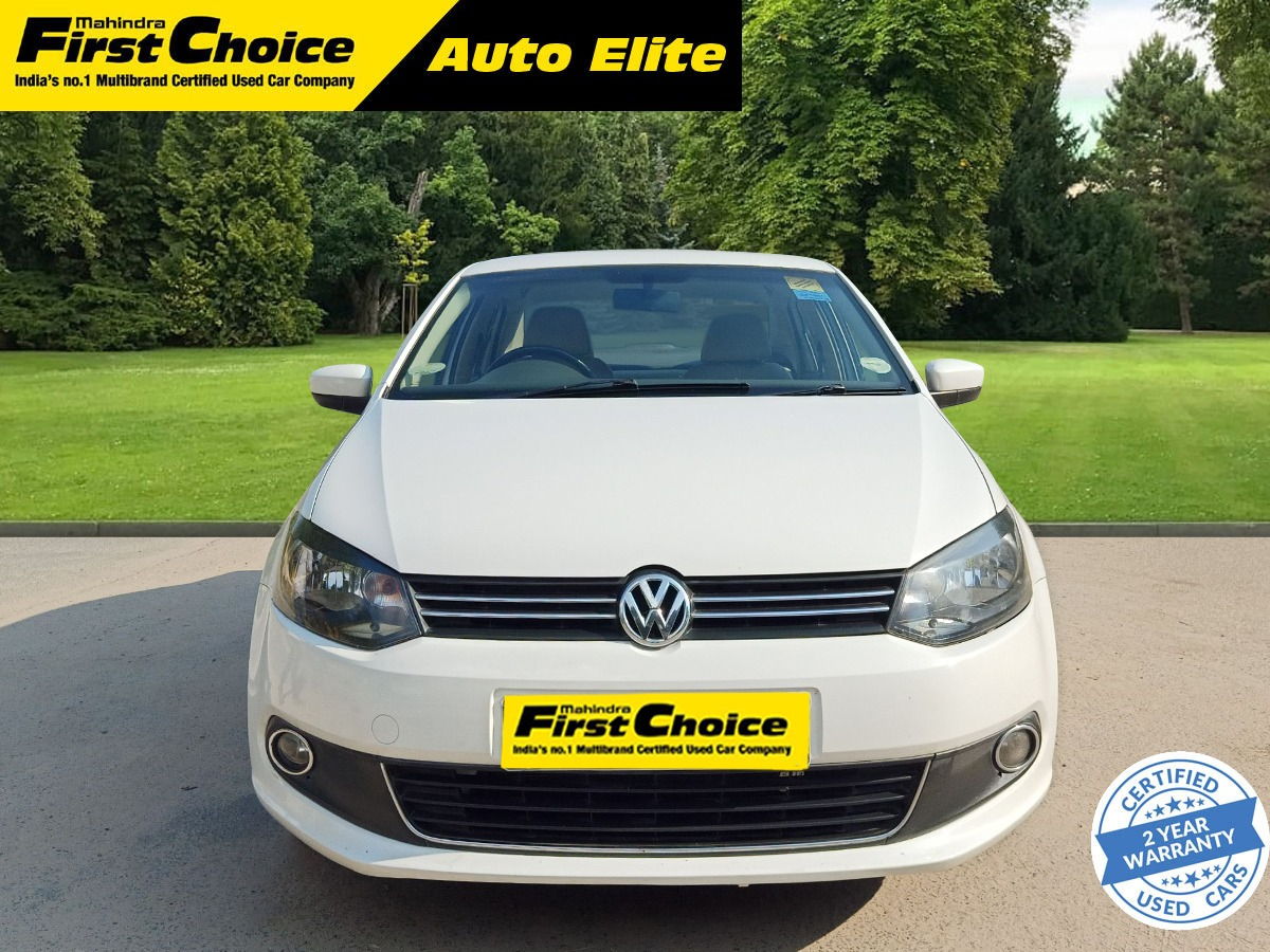 2013 Used Volkswagen Vento HIGHLINE PETROL AT