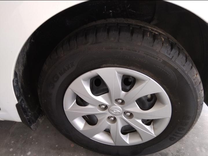 2016 Used Hyundai I20 MAGNA 1.4 CRDI