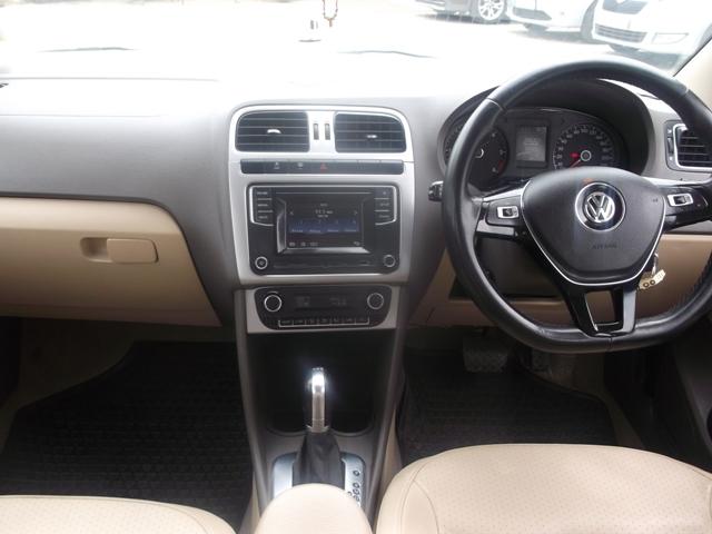 2016 Used Volkswagen Vento HIGHLINE PLUS 1.5 DIESEL AT