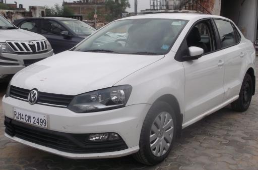 2017 Used Volkswagen Ameo HIGHLINE PETROL