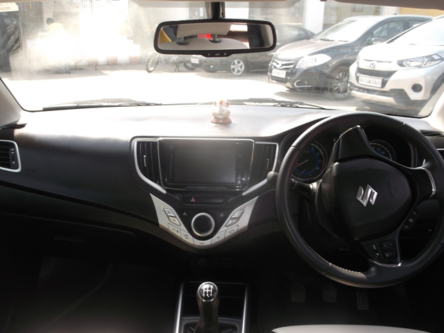 2017 Used Maruti Suzuki Baleno RS 1.0