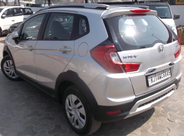 2017 Used Honda Wr V S MT DIESEL
