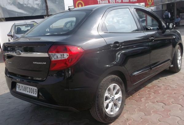 2016 Used Ford Figo Aspire TITANIUM  1.2