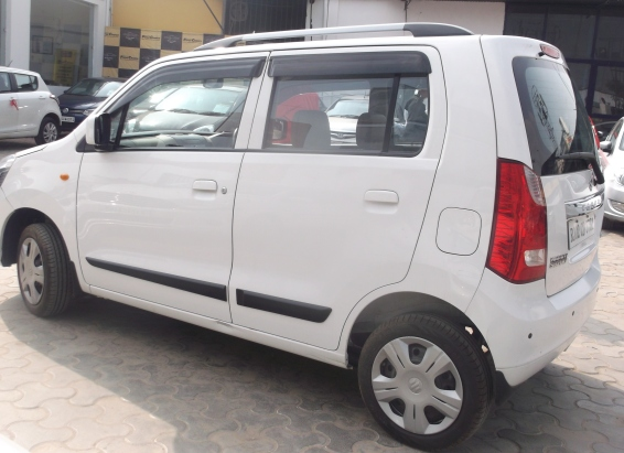 2017 Used Maruti Suzuki Wagon R 1.0 VXI