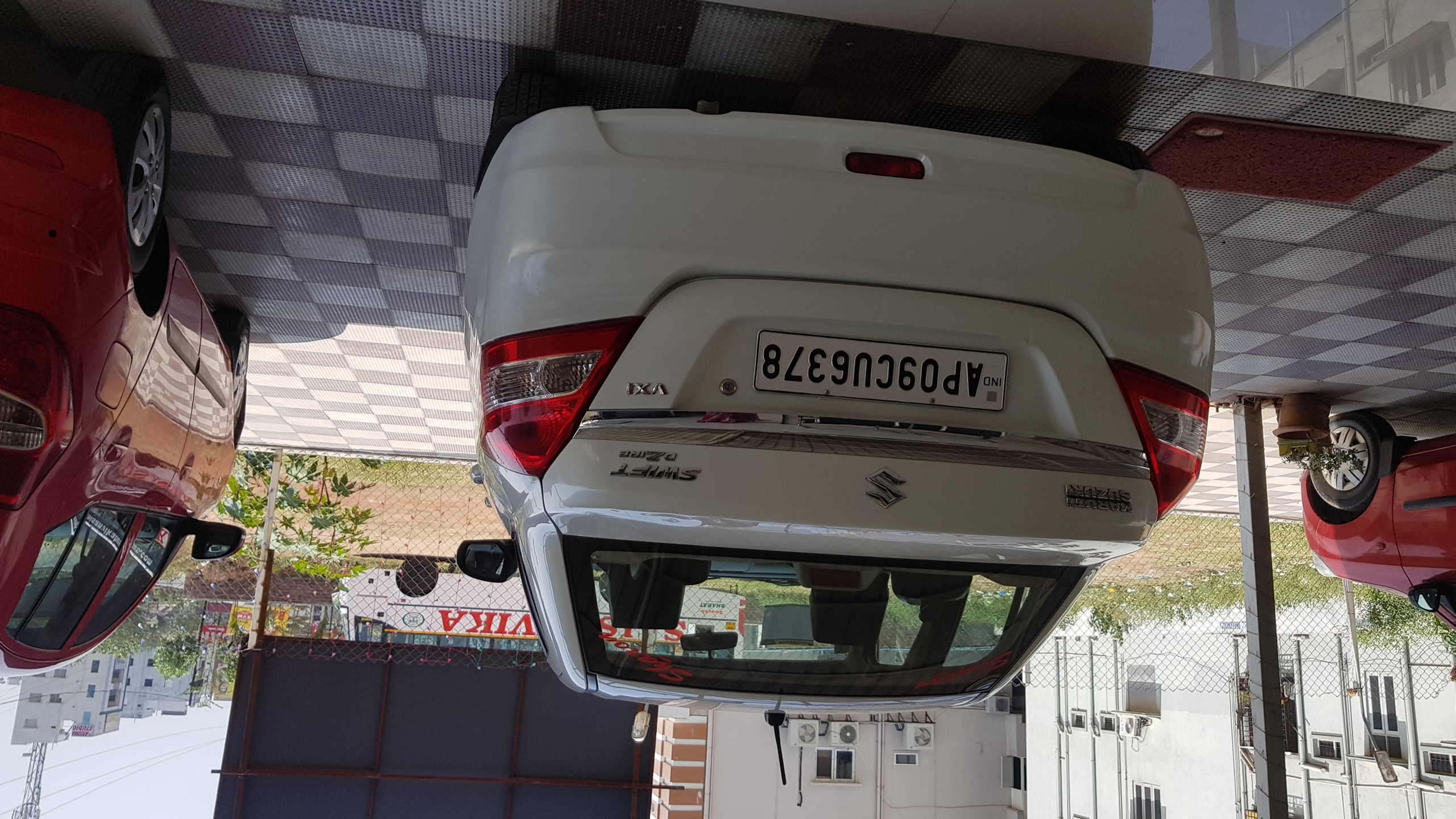 2013 Used Maruti Suzuki Swift Dzire VXI 1.2 BS IV