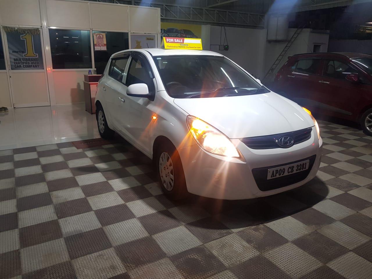 2011 Used Hyundai I20 MAGNA 1.4 CRDI