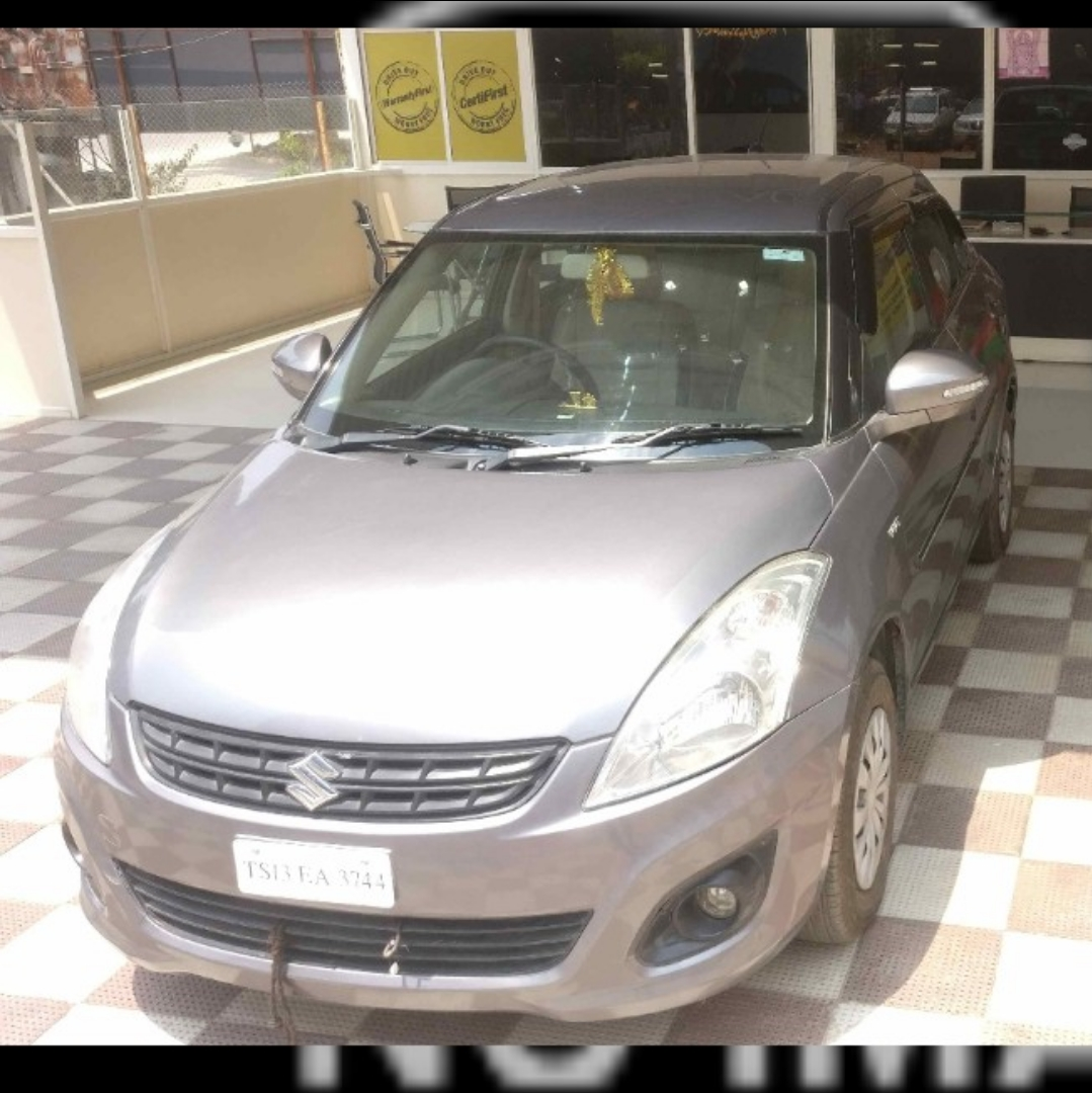 2014 Used MARUTI SUZUKI SWIFT DZIRE VXI 1.2 BS IV
