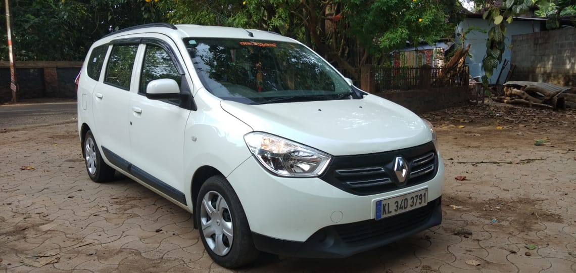 2015 Used Renault Lodgy 110 PS RXL