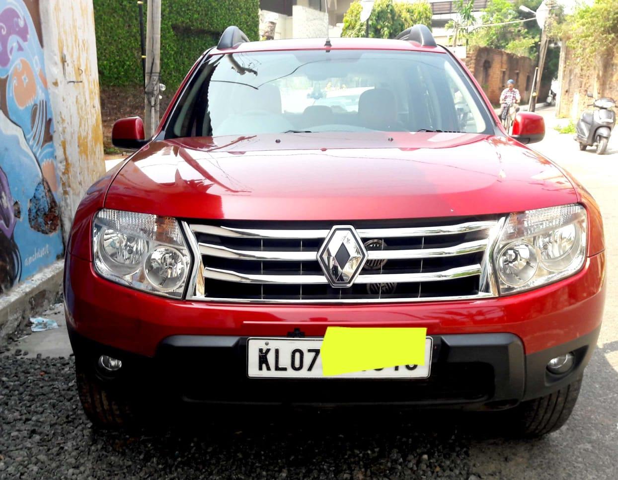 2013 Used Renault Duster RXL PACK DIESEL 85