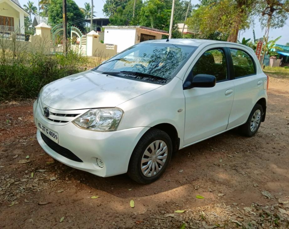 2012 Used Toyota Etios Liva GD