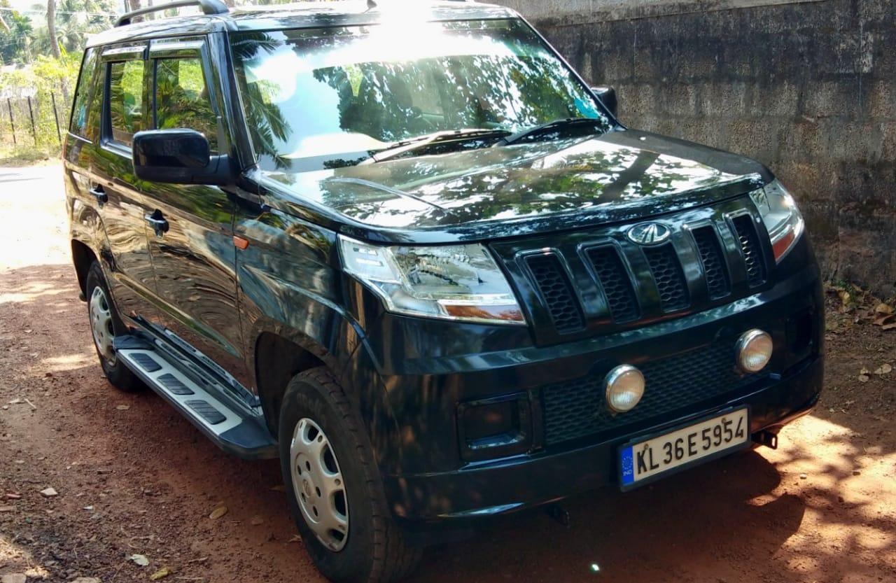2015 Used Mahindra Tuv 300 T4
