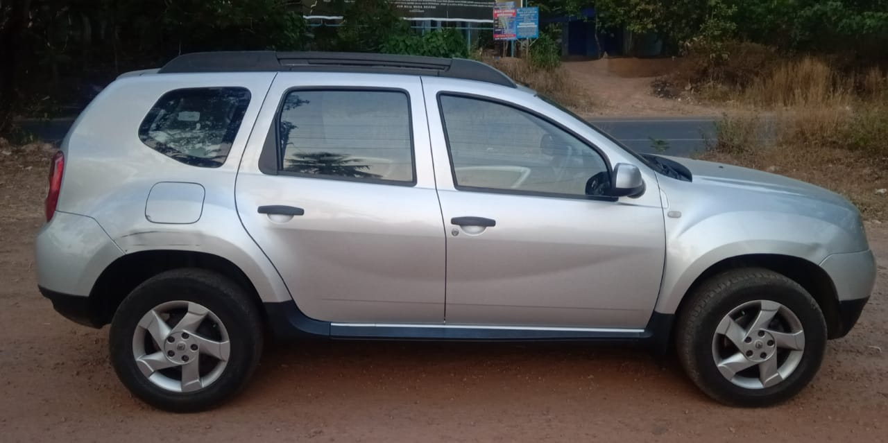 2013 Used Renault Duster 85 PS RXL