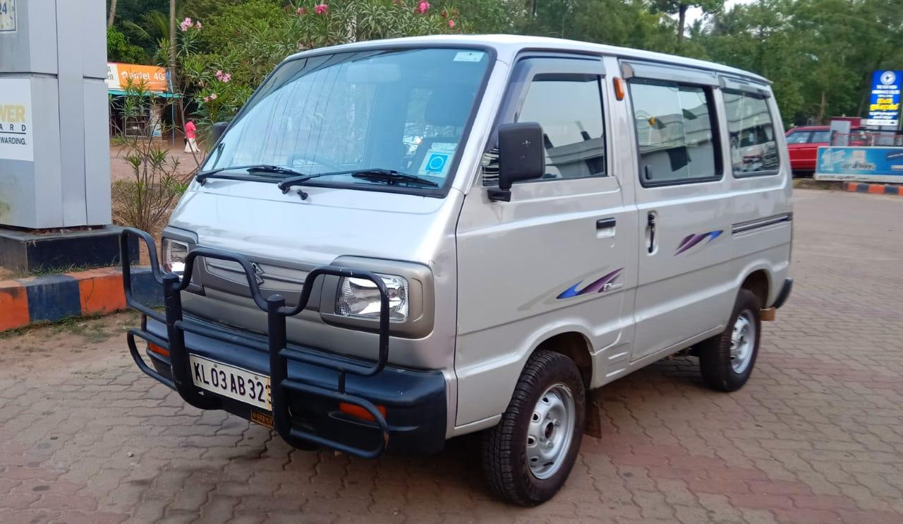 2017 Used MARUTI SUZUKI OMNI 5 SEATER BS IV