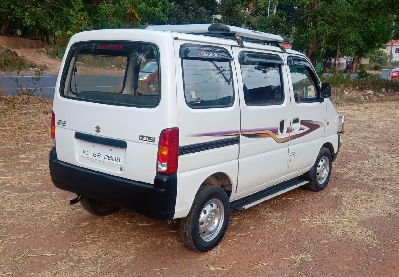 Maruti Suzuki Eeco 7 Str Mahindra First Choice
