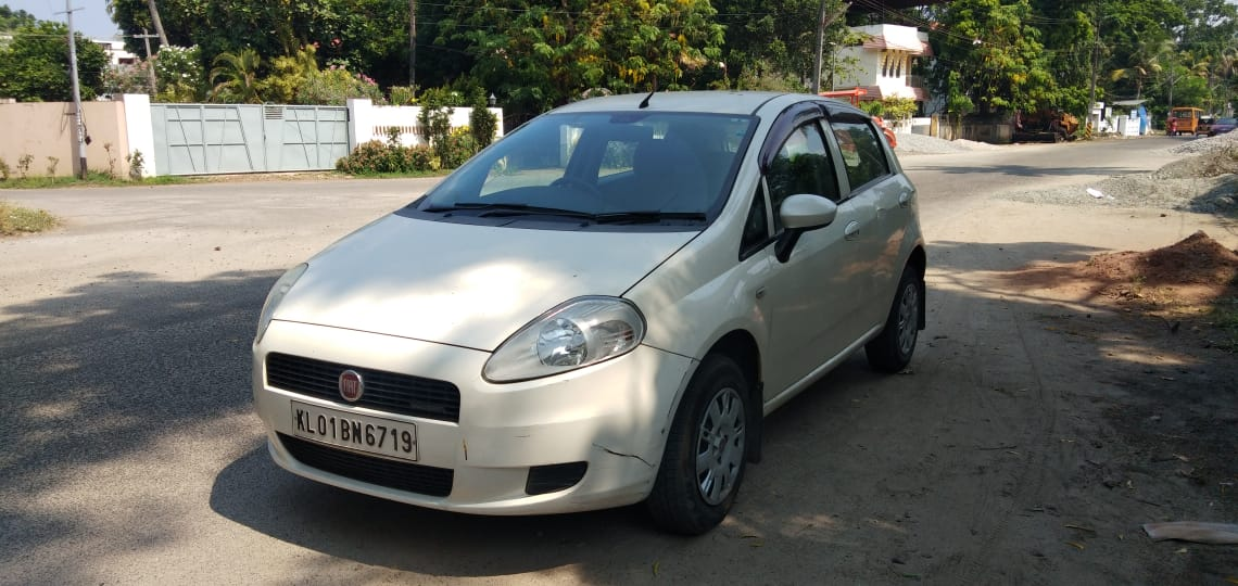 2013 Used FIAT GRAND PUNTO ACTIVE 1.2