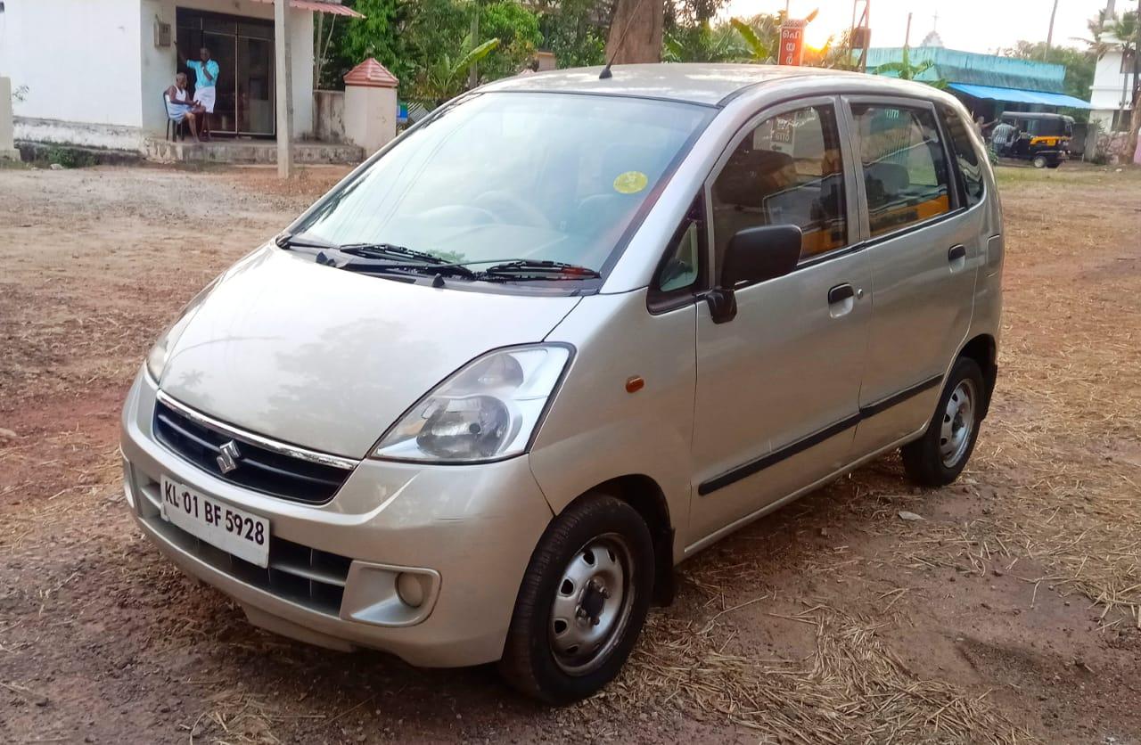 2007 Used Maruti Suzuki Zen Estilo LXI