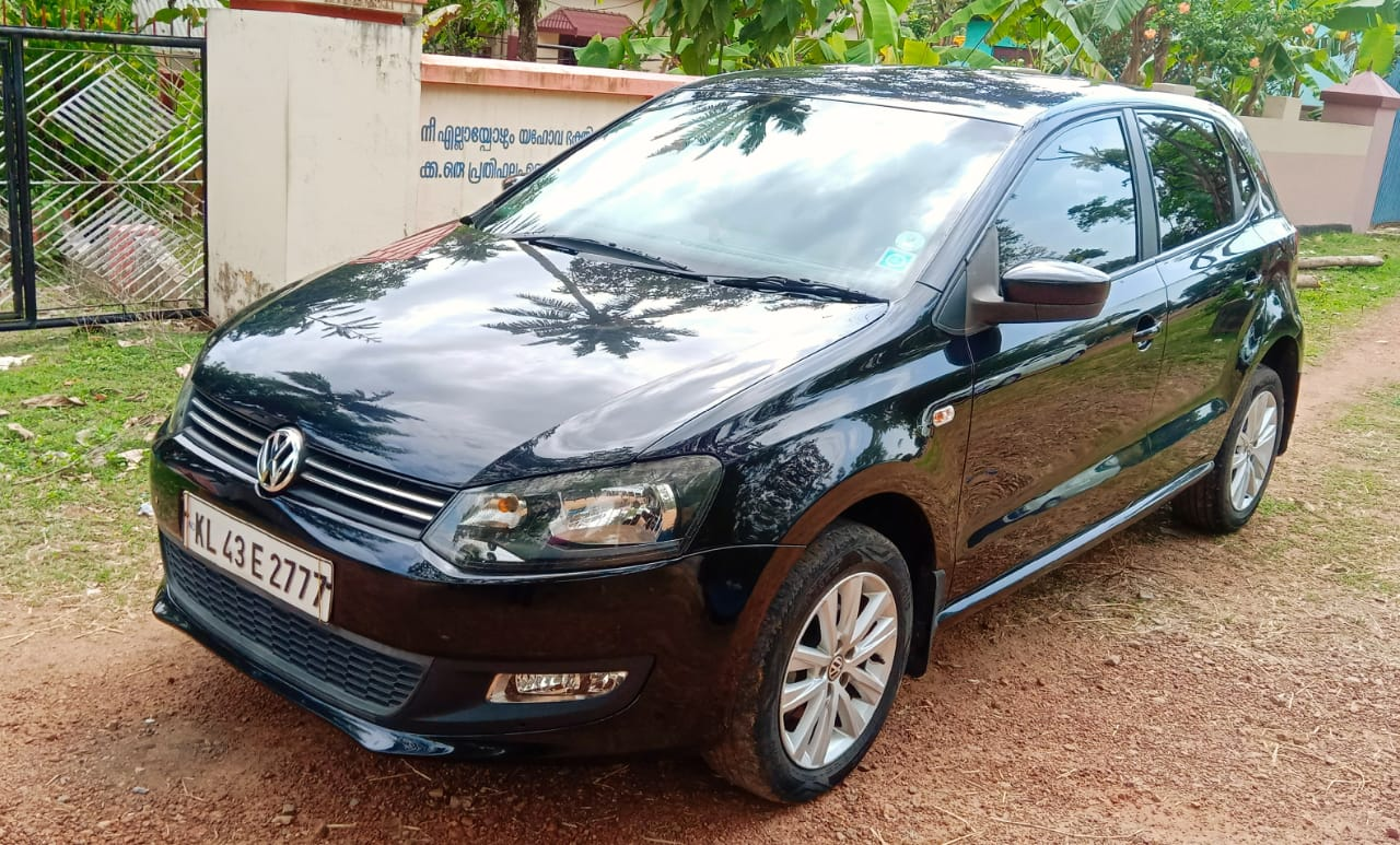 2012 Used Volkswagen Polo HIGHLINE1.2L DIESEL