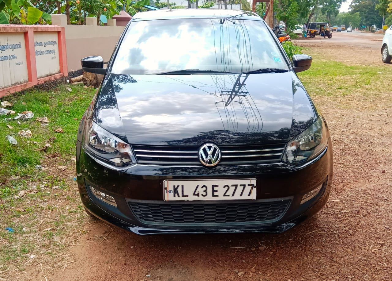 2012 Used VOLKSWAGEN POLO HIGHLINE1.2L DIESEL