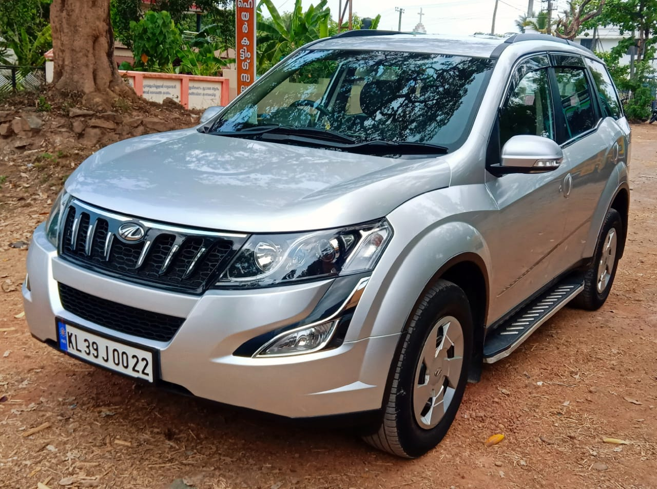 2015 Used Mahindra Xuv500 W6 4X2