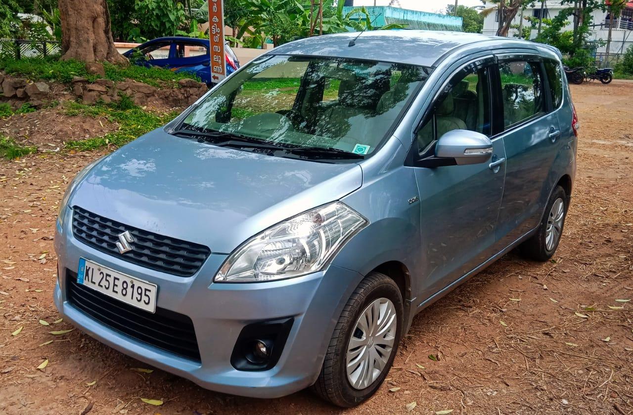 2013 Used Maruti Suzuki Ertiga VDI