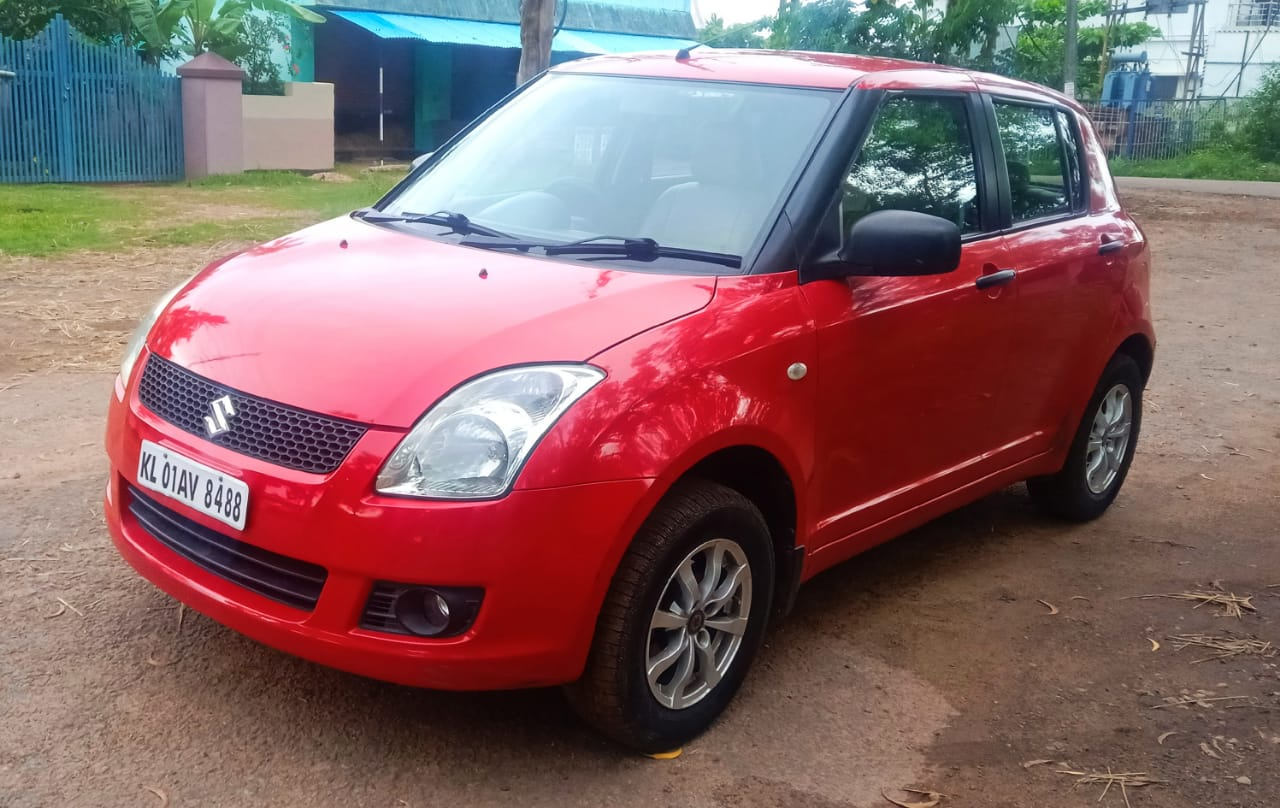 2009 Used Maruti Suzuki Swift VXI 1.3
