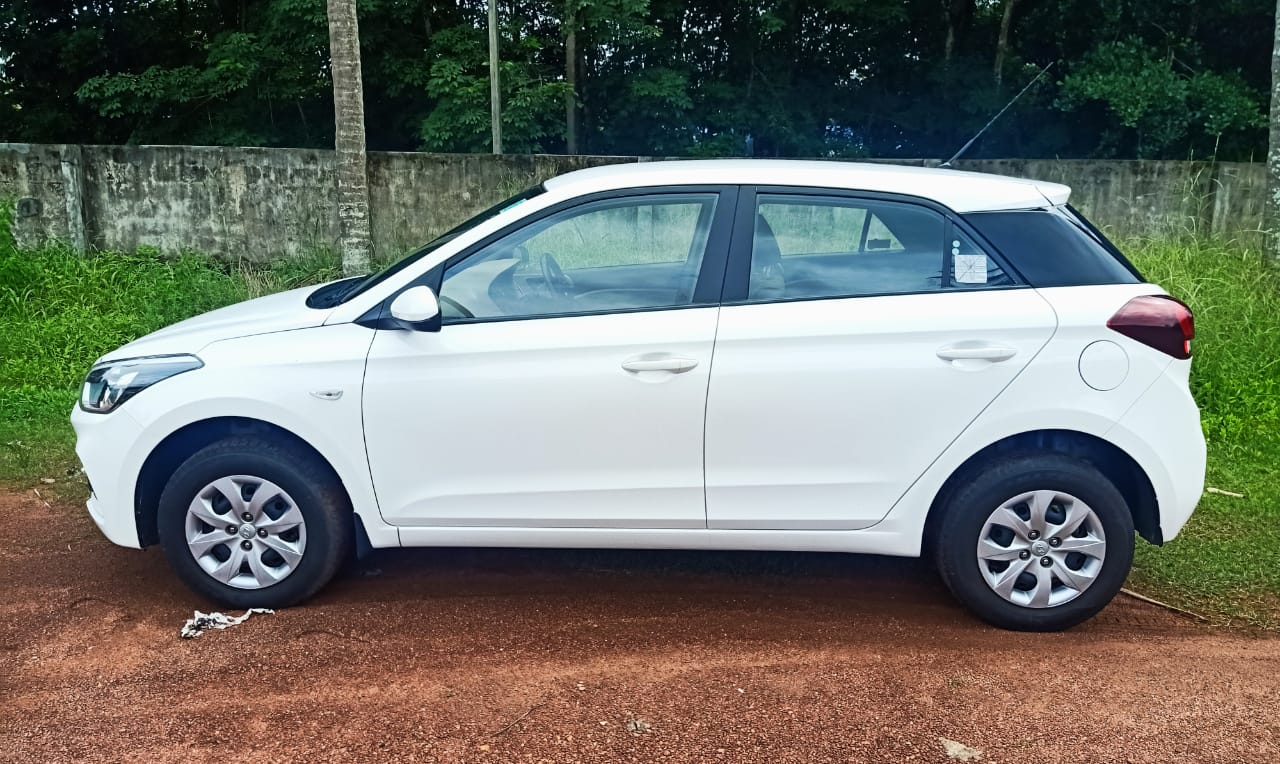 2018 Used HYUNDAI ELITE I20 MAGNA EXECUTIVE 1.4 CRDI