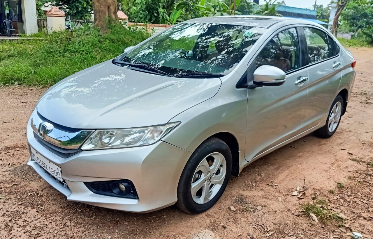 2014 Used Honda City V MT DIESEL