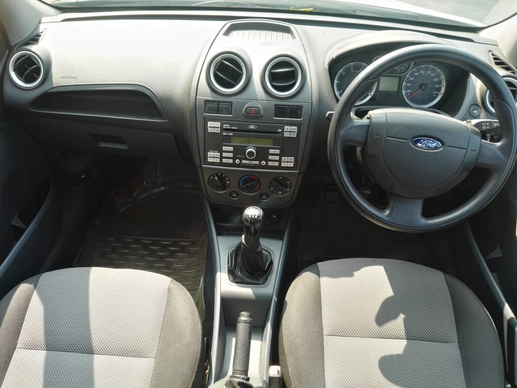 2011 Used Ford Fiesta S 1.6