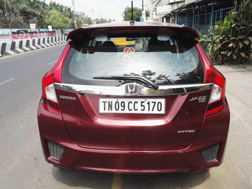 2016 Used Honda Jazz 1.2 SVMT