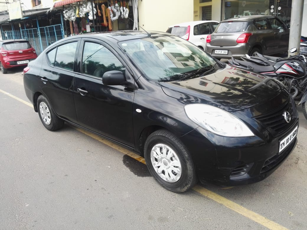2013 Used NISSAN SUNNY XE