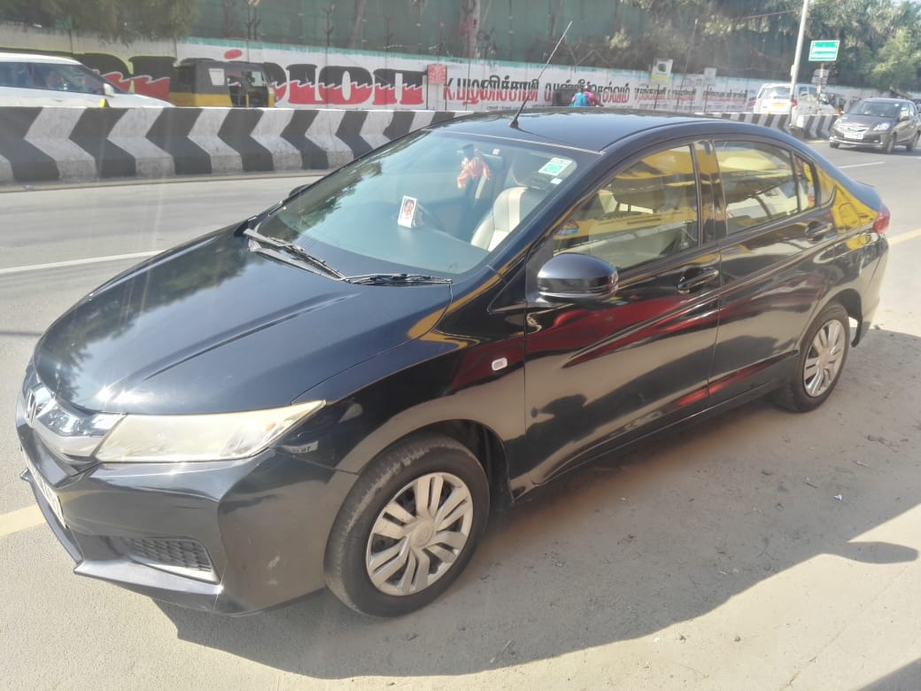 2014 Used HONDA CITY 1.5 S MT