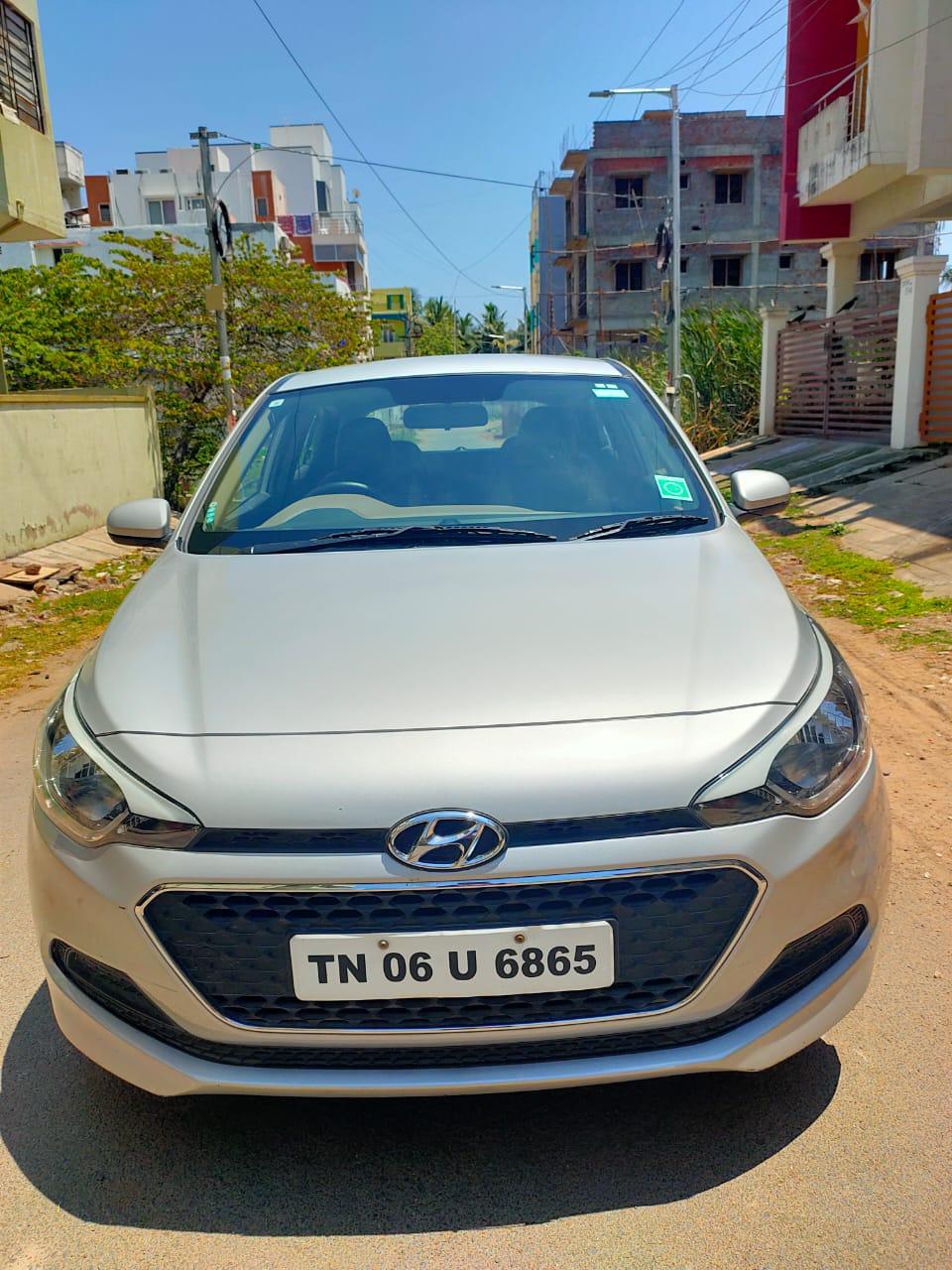 2017 Used Hyundai Elite I20 MAGNA EXECUTIVE 1.2