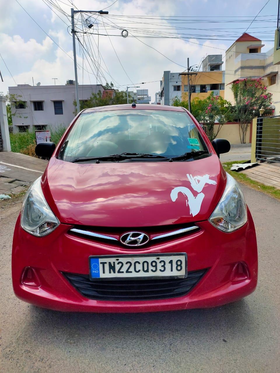2014 Used Hyundai Eon MAGNA + AIRBAG