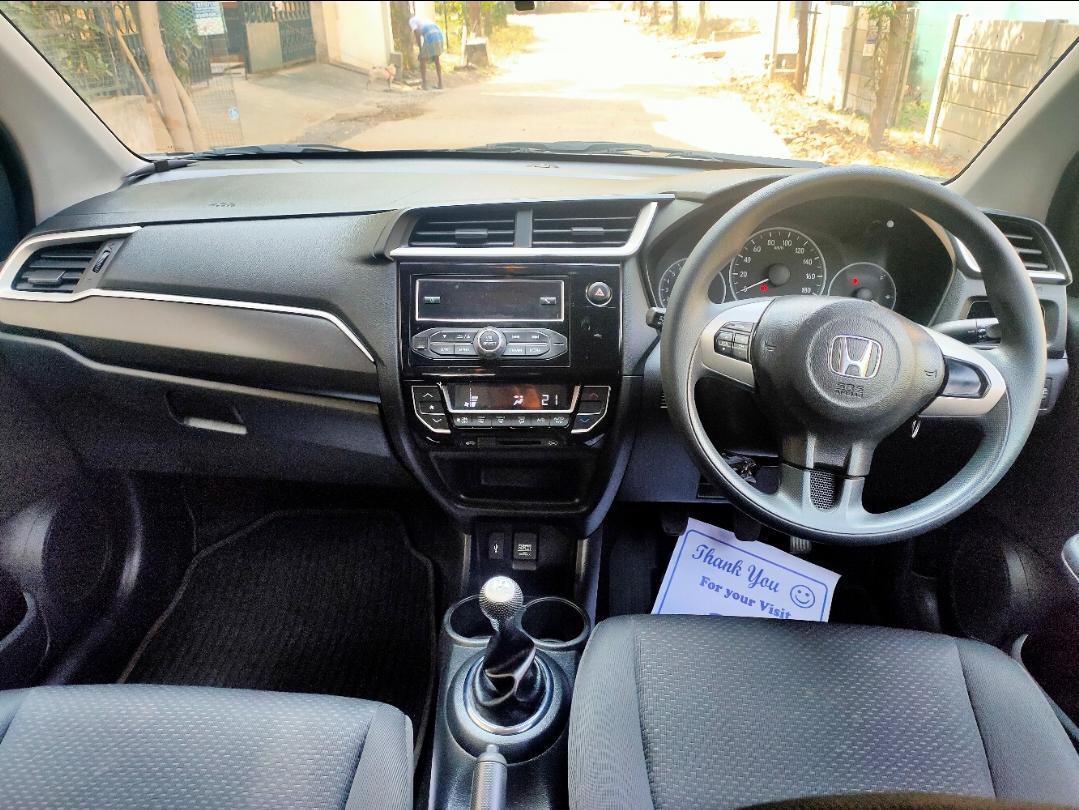 2017 Used Honda Br V S PETROL
