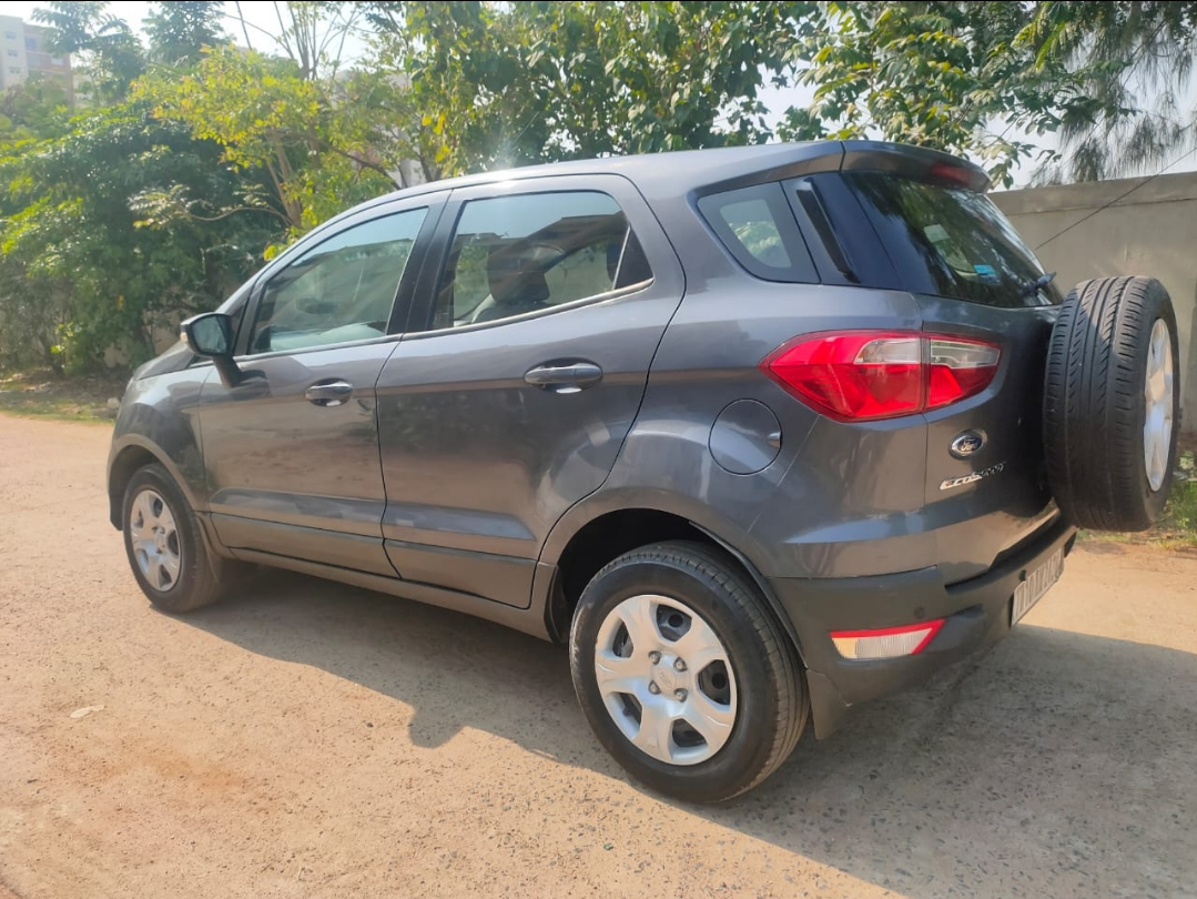 2016 Used FORD ECOSPORT TREND 1.5 TI VCT