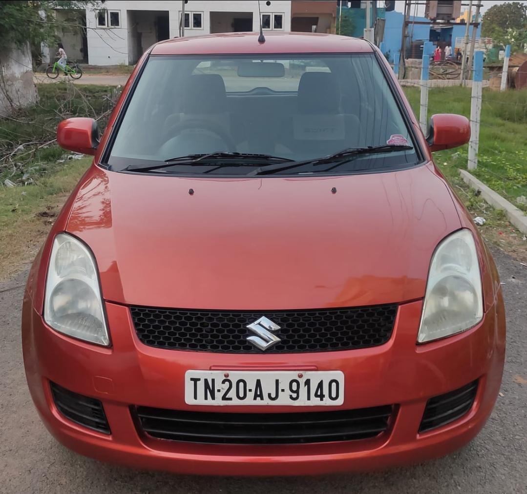 2008 Used Maruti Suzuki Swift LXI