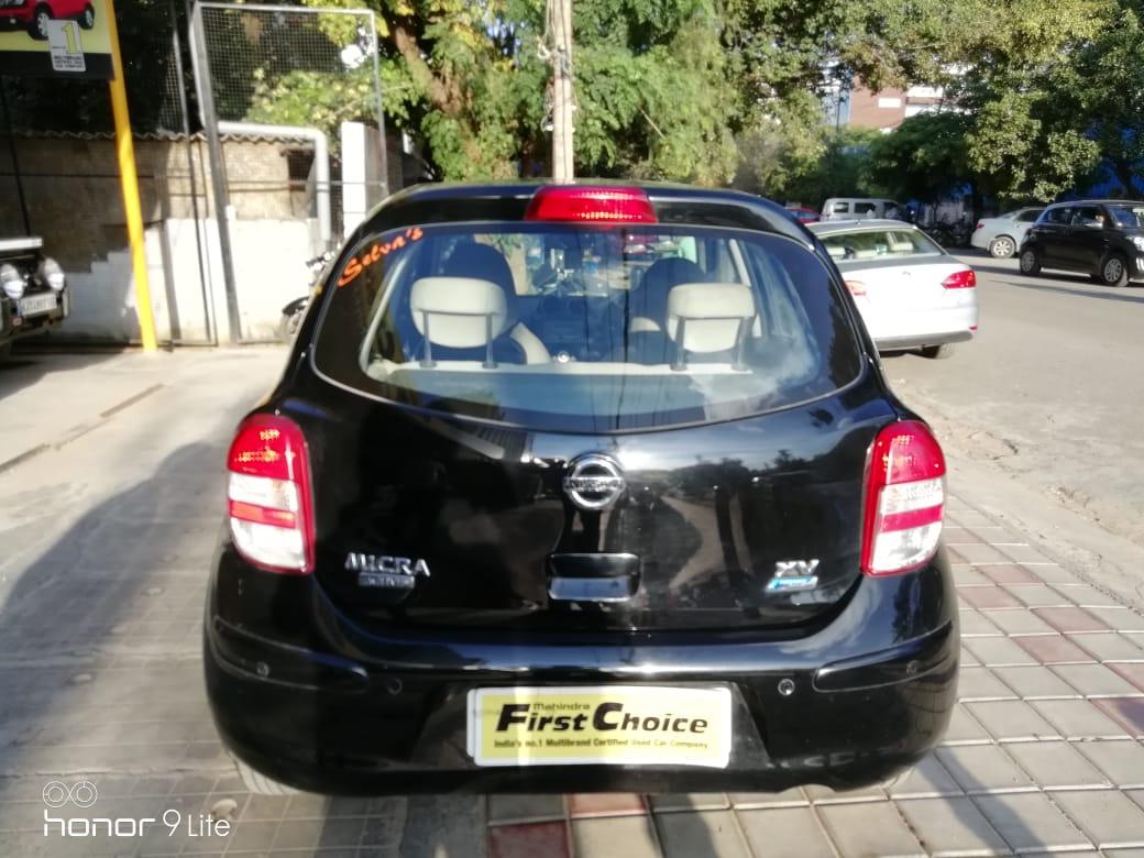 2016 Used Nissan Micra XV PETROL