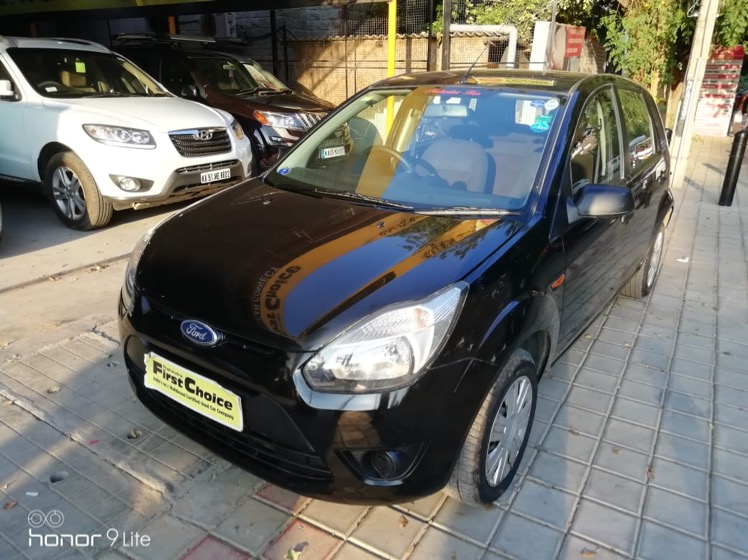 2011 Used FORD FIGO EXI DURATEC 1.2