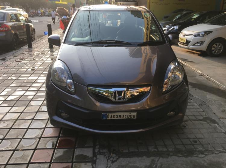 2014 Used Honda Brio VX MT