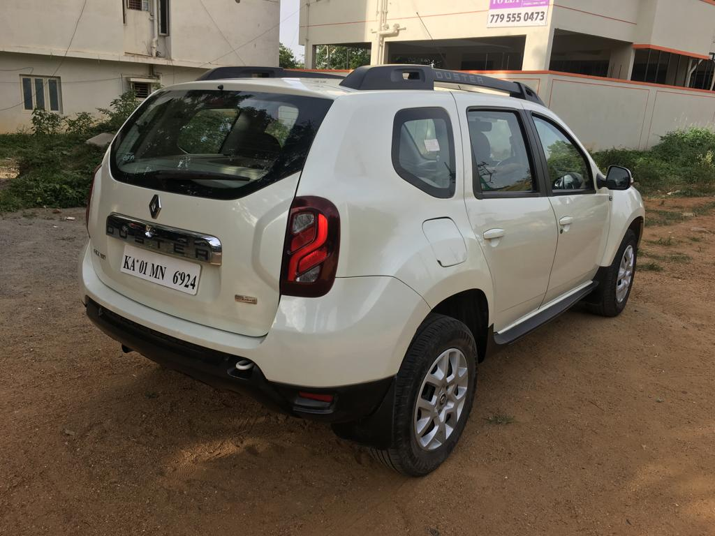 2016 Used RENAULT DUSTER 110 PS RXL 4X2 AMT