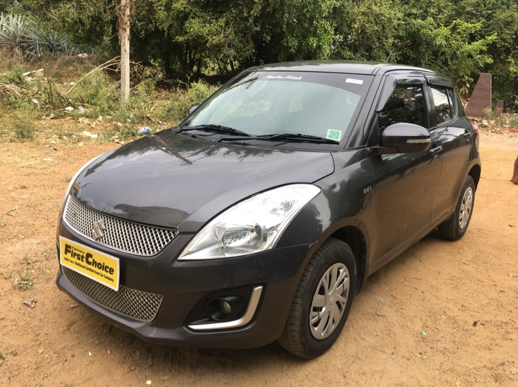 2015 Used MARUTI SUZUKI SWIFT VXI