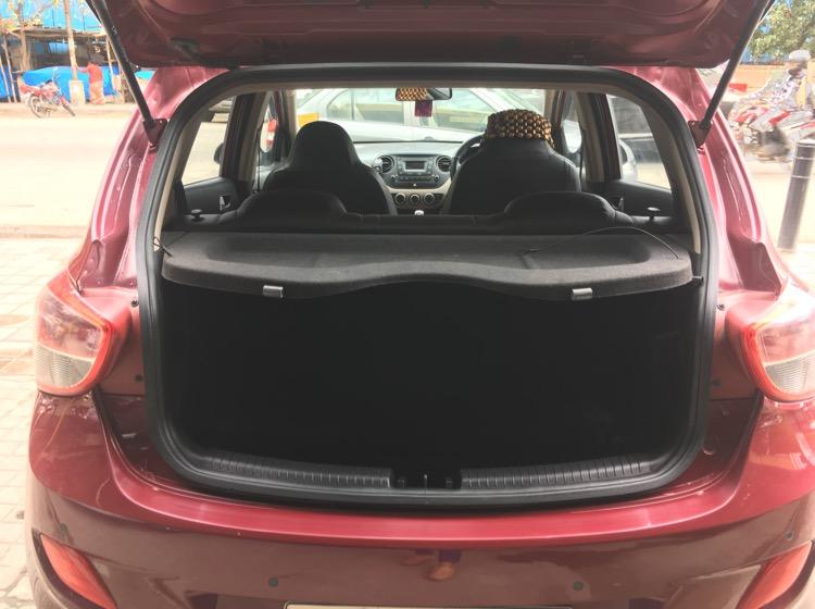 2016 Used HYUNDAI GRAND I10 SPORTZ 1.2 KAPPA VTVT
