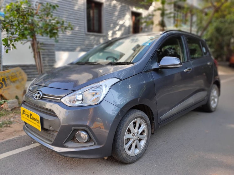 2015 Used HYUNDAI GRAND I10 1.2 KAPPA ASTA AT