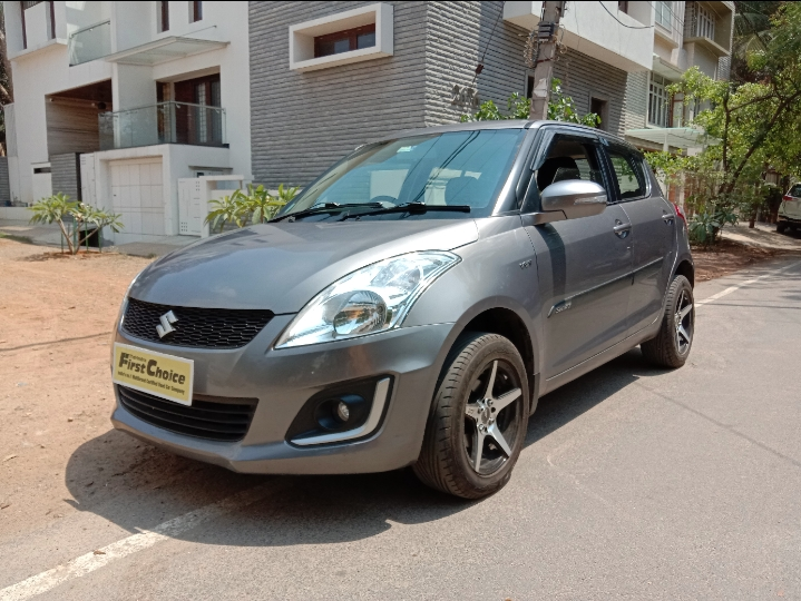 2015 Used MARUTI SUZUKI SWIFT VXI 1.2 BS IV
