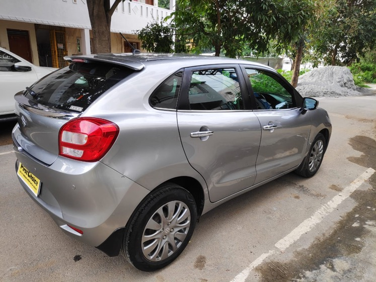 2018 Used MARUTI SUZUKI BALENO ALPHA 1.2 AT